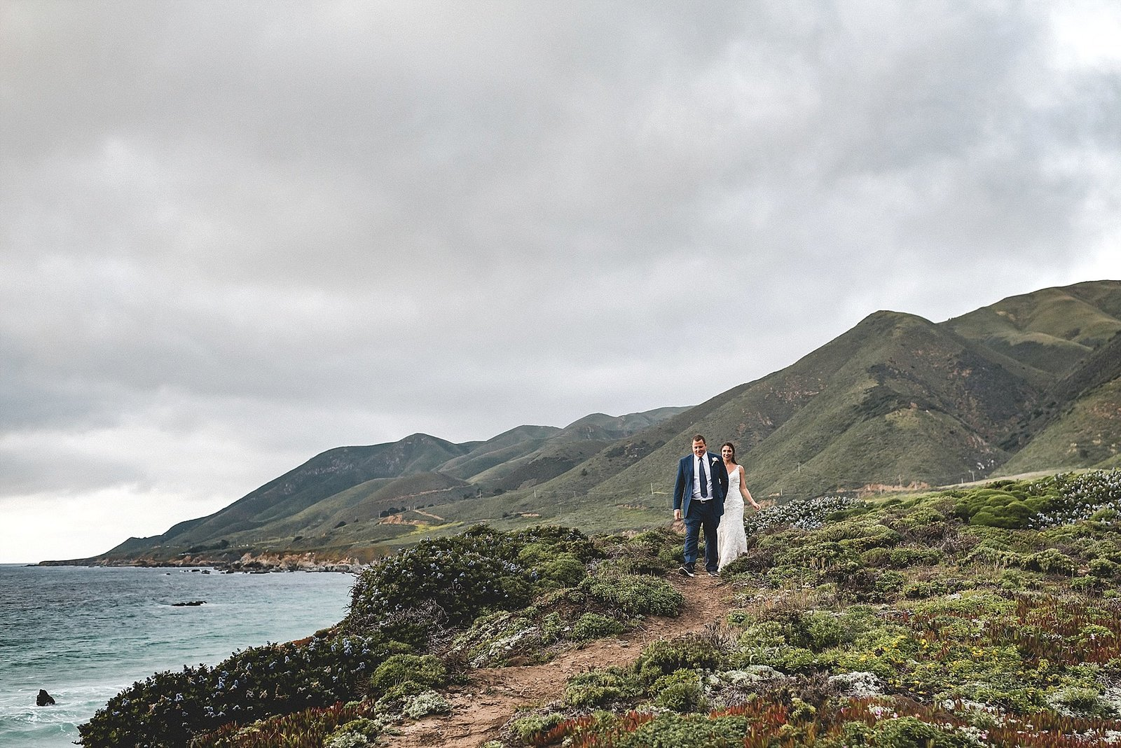 Glen Oaks Wedding Big Sur Elopement 089