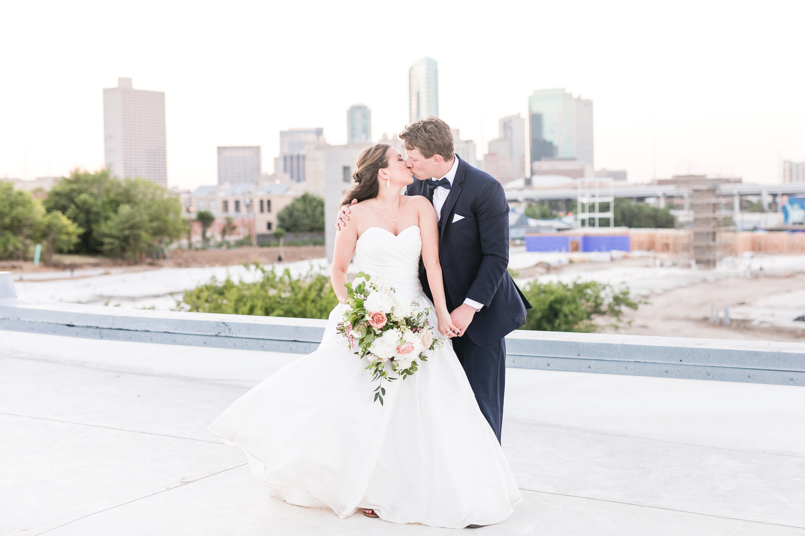 Dallas Wedding Photographer at Brik Venue-2