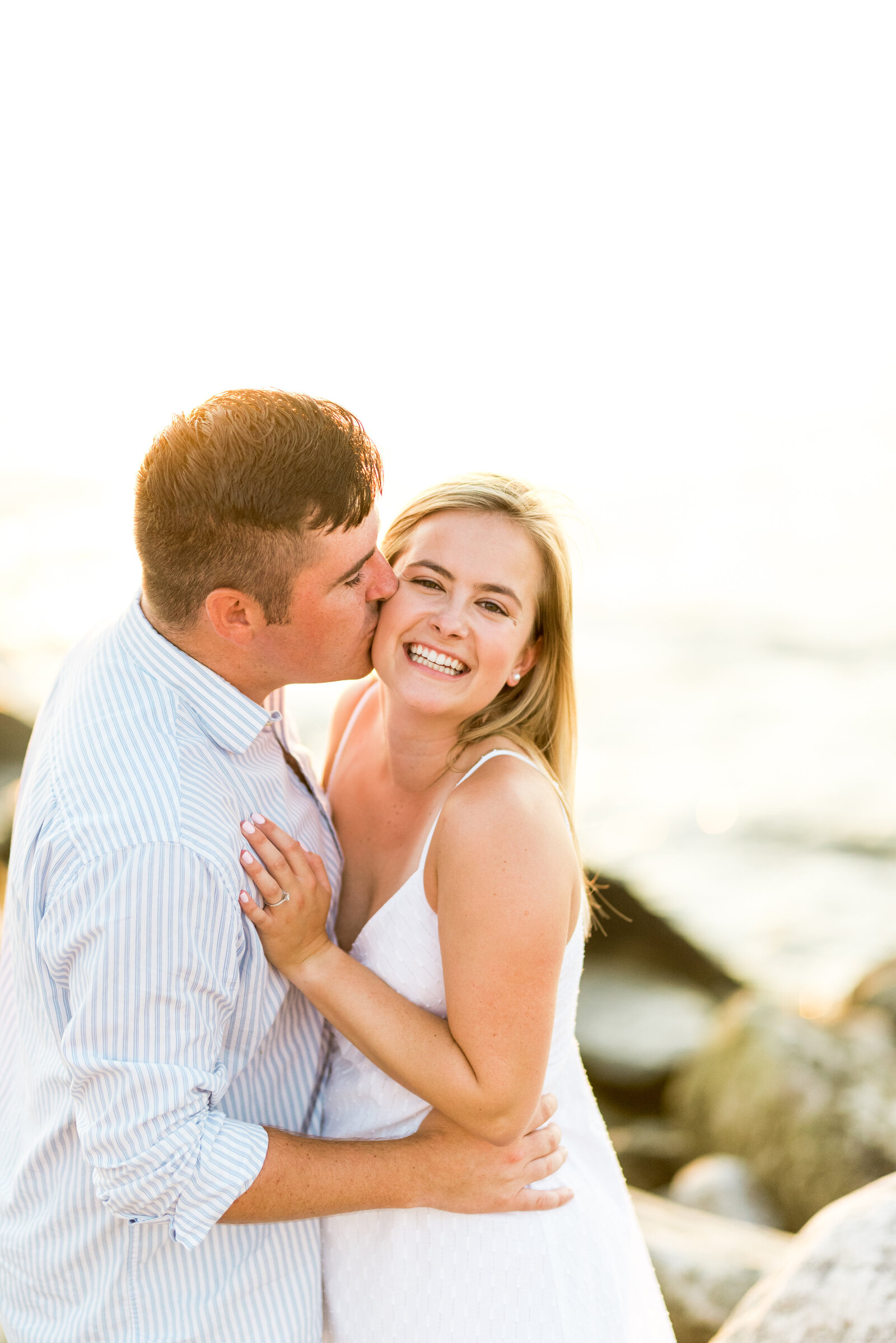 Massachusetts Beach Engagement
