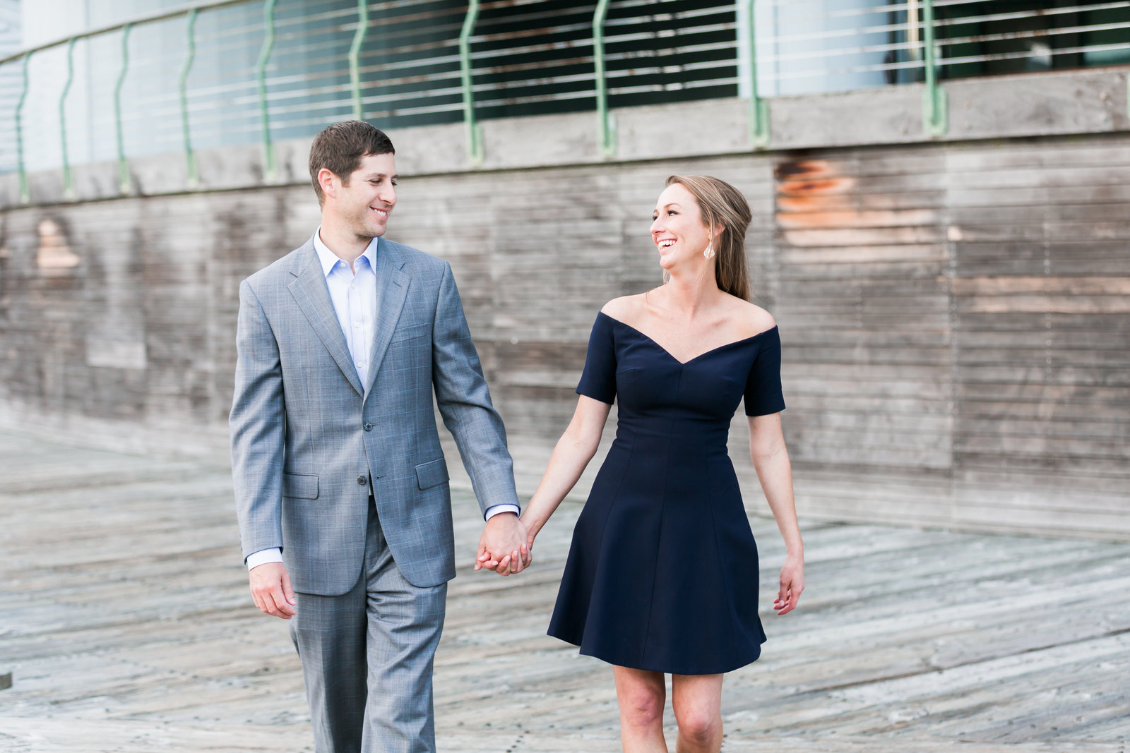 Downtown Norfolk Classic Engagement Session by Elizabeth Friske Photography-22