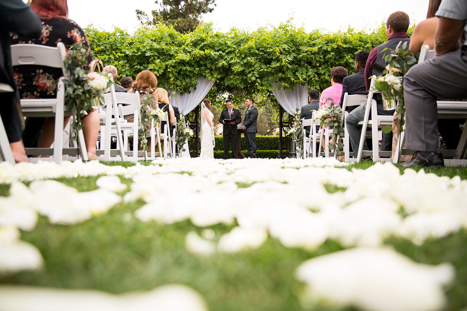 Creative photography angles for wedding ceremonies