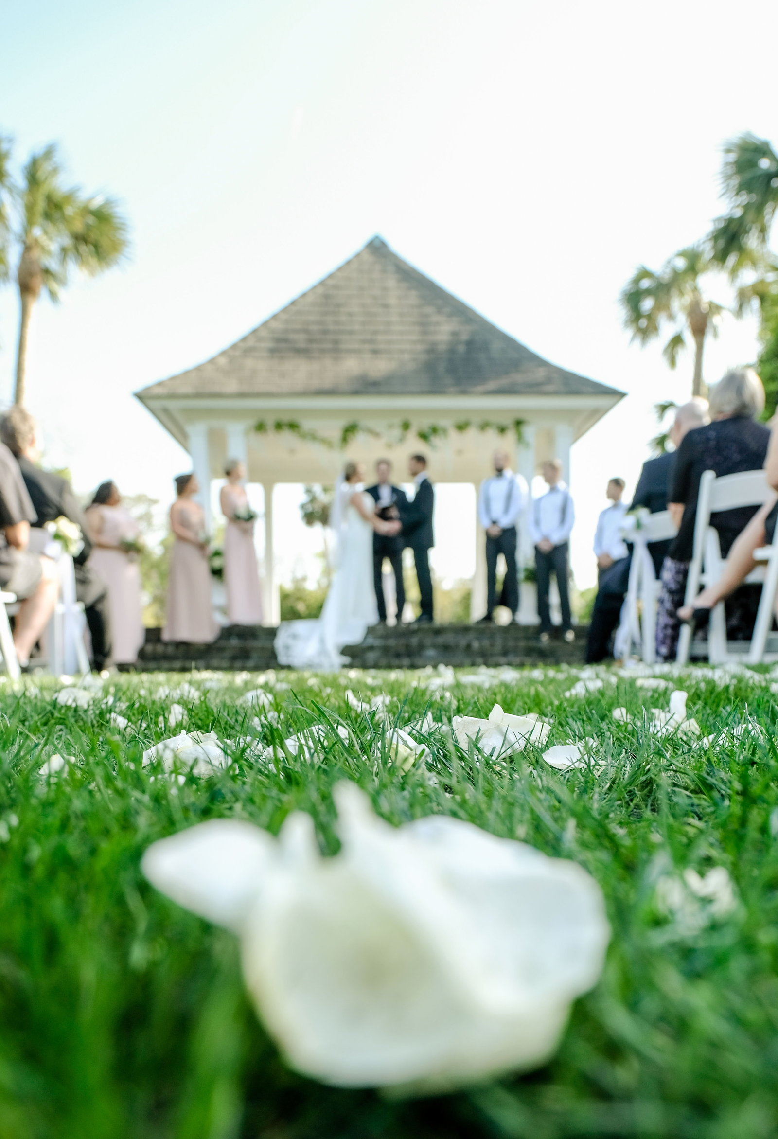 Sea Palms Wedding, Bobbi Brinkman Photography