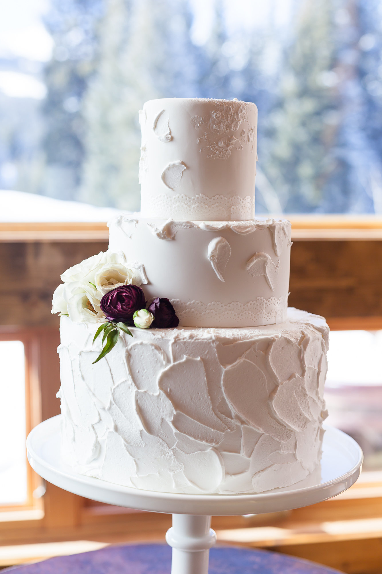 Colorado Winter Mountain Wedding-68