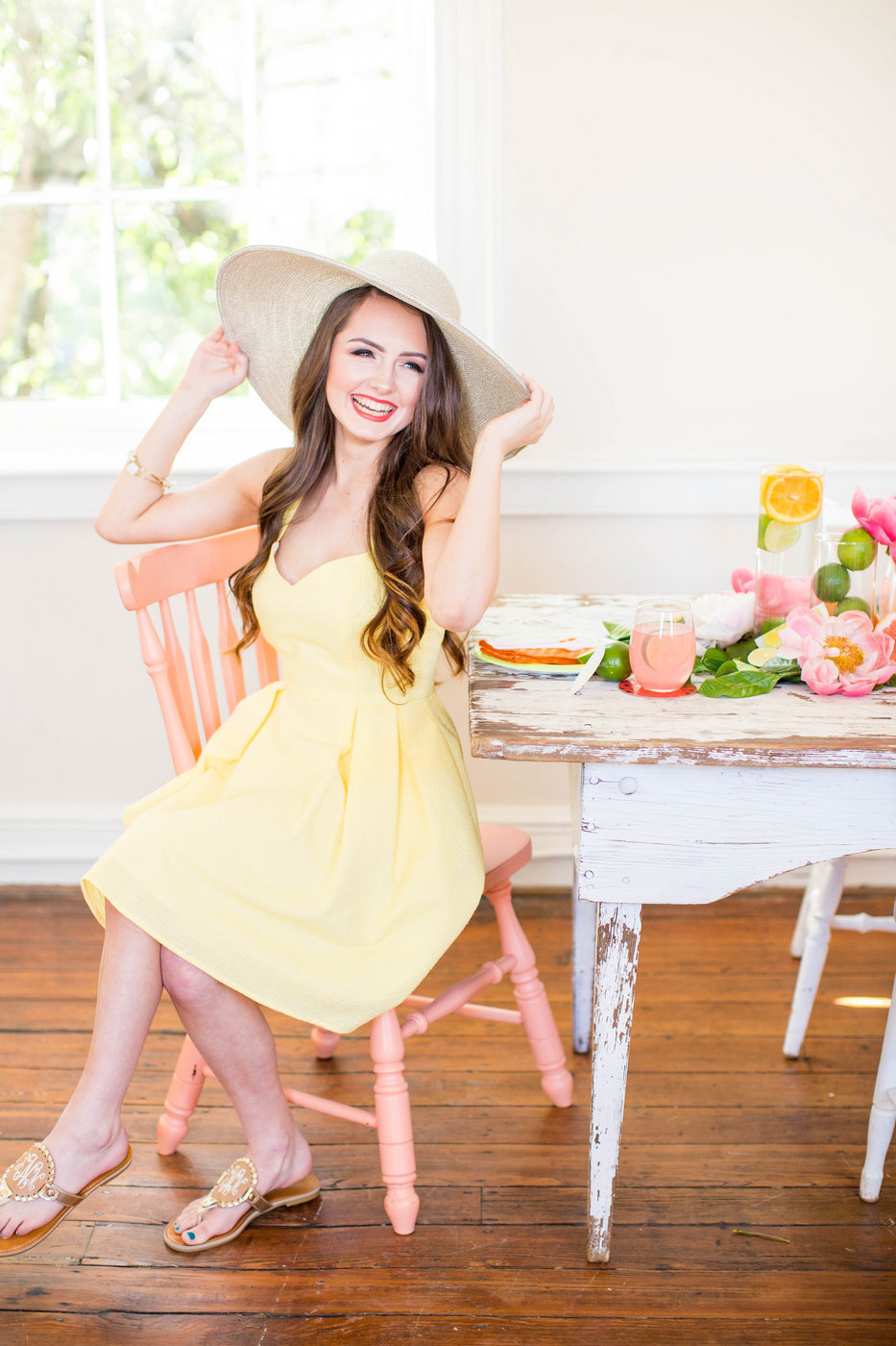 Southern Citrus Inspired Styled Shoot-0018