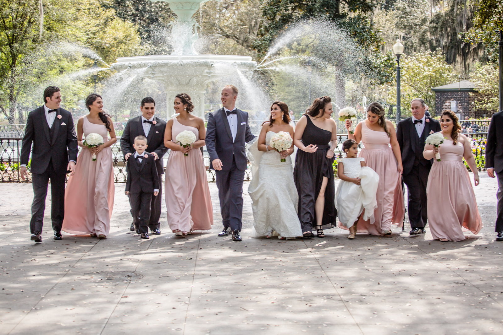 Savannah Wedding, Tiffany + Josh, Bobbi Brinkman Photography