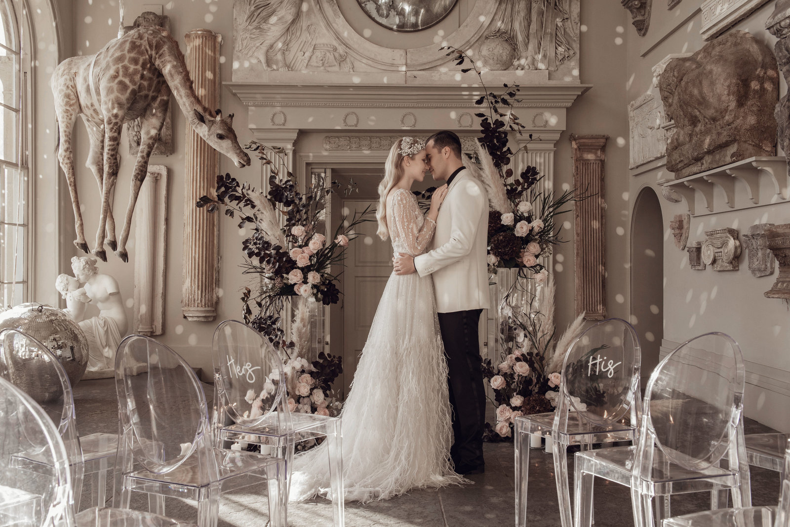 Aynhoe Park - The Stars Inside Wedding Planning
