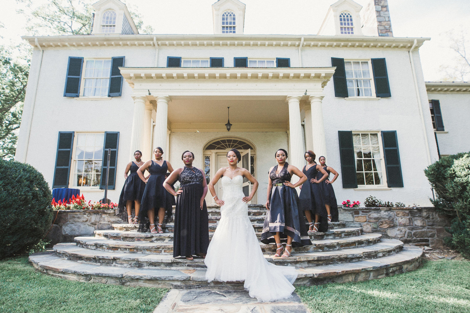 DC Wedding Photographer - M Harris Studios-2174