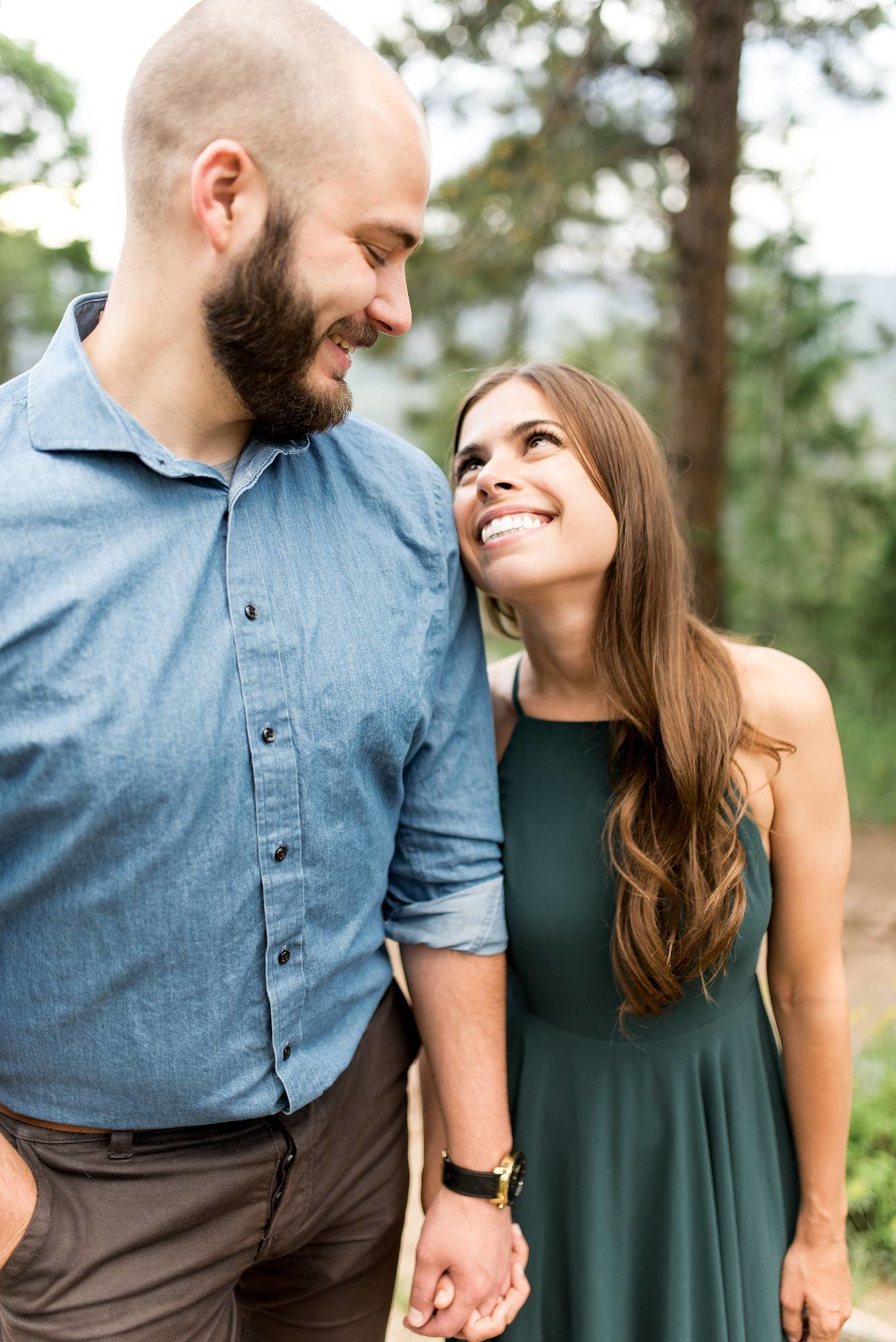 colorado engagement photographers