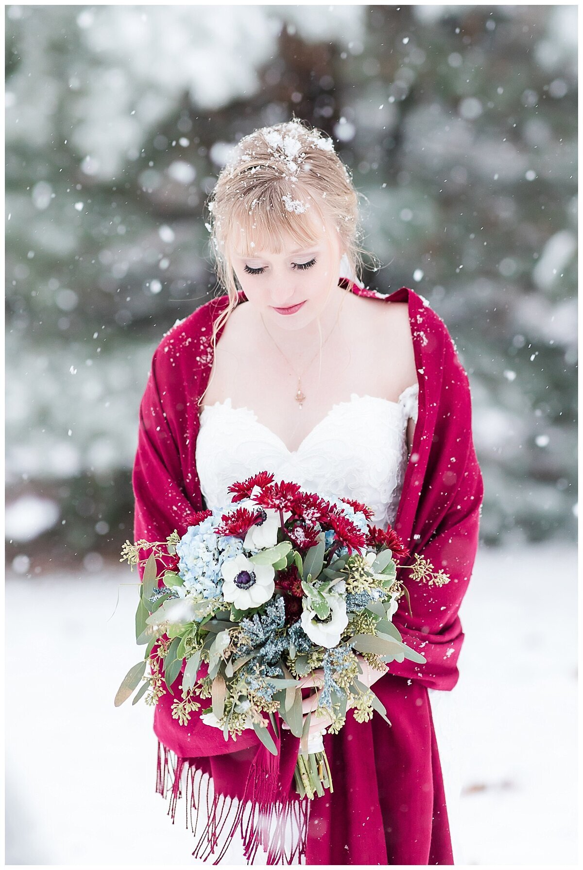 Magical Winter Wedding photo by Simply Seeking Photography_1206