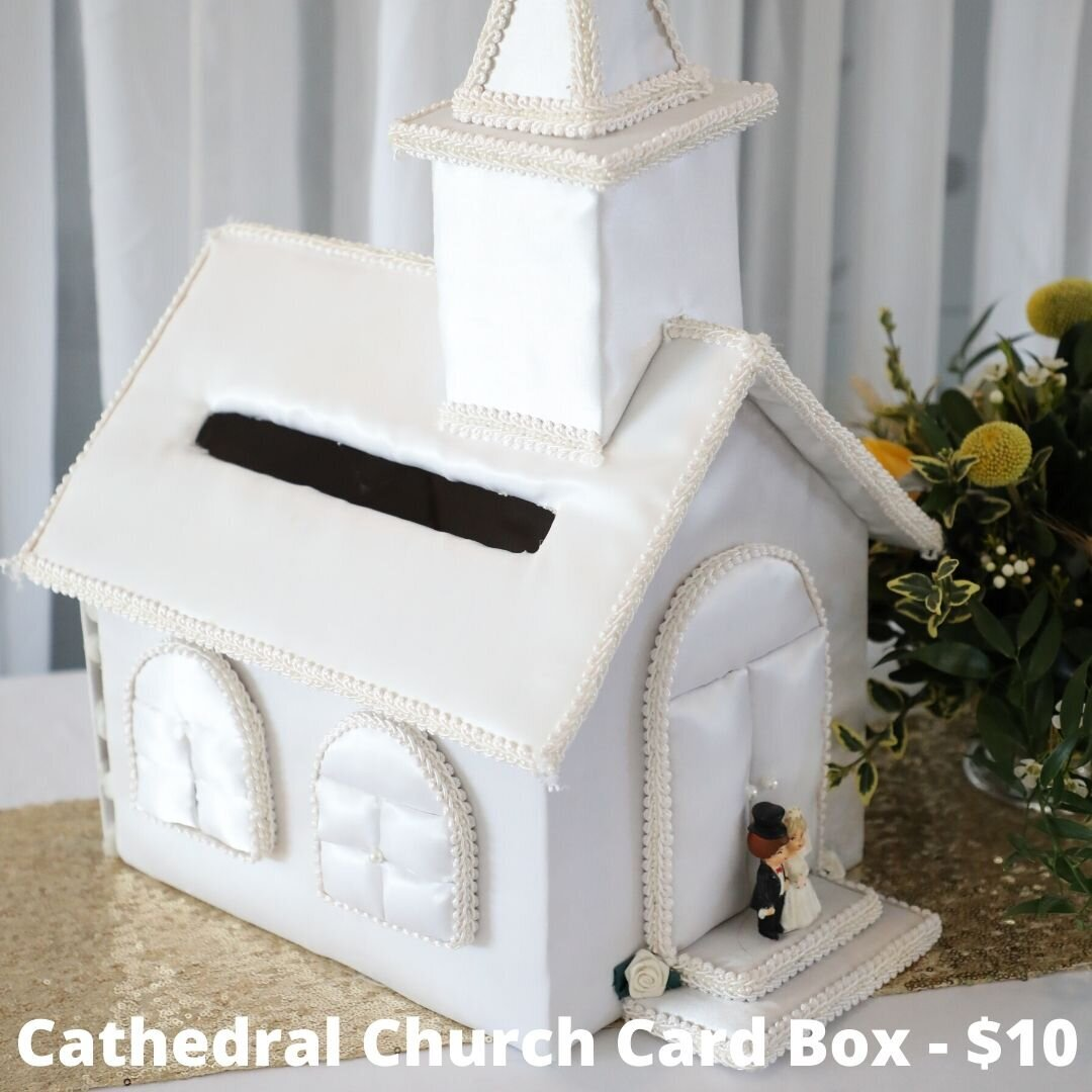 cathedral church card box