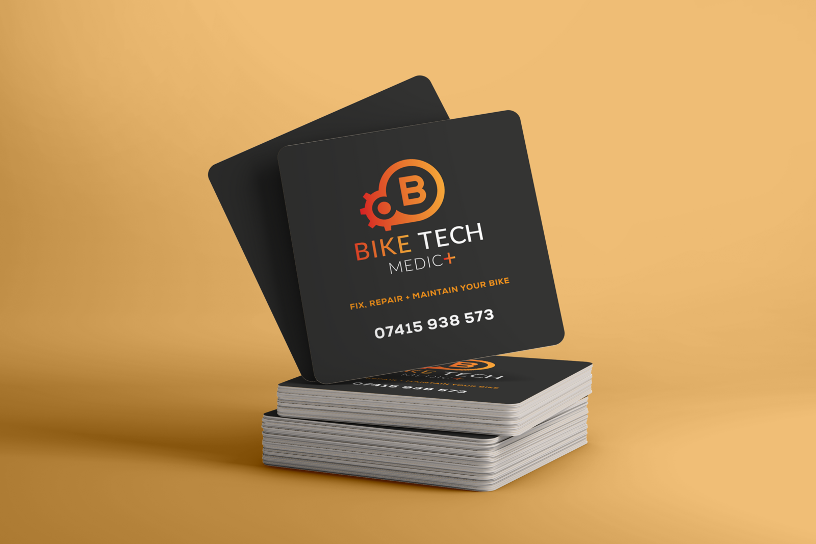 Business logo and corporate identity branding worcestershire