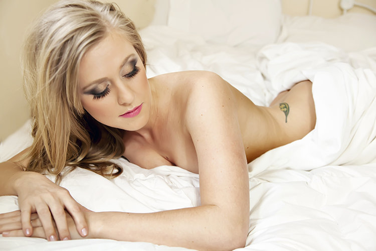 Boudoir photography-Alexa