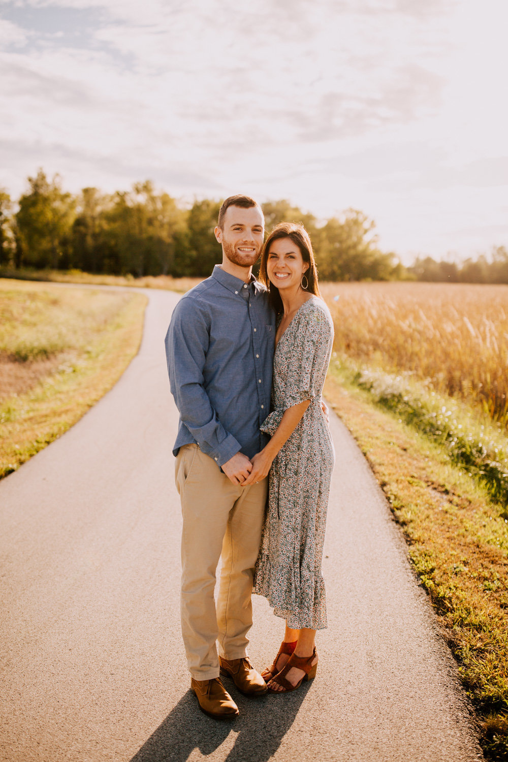 Sunset-Autumn-Engagement-Session-Prophetstown-1