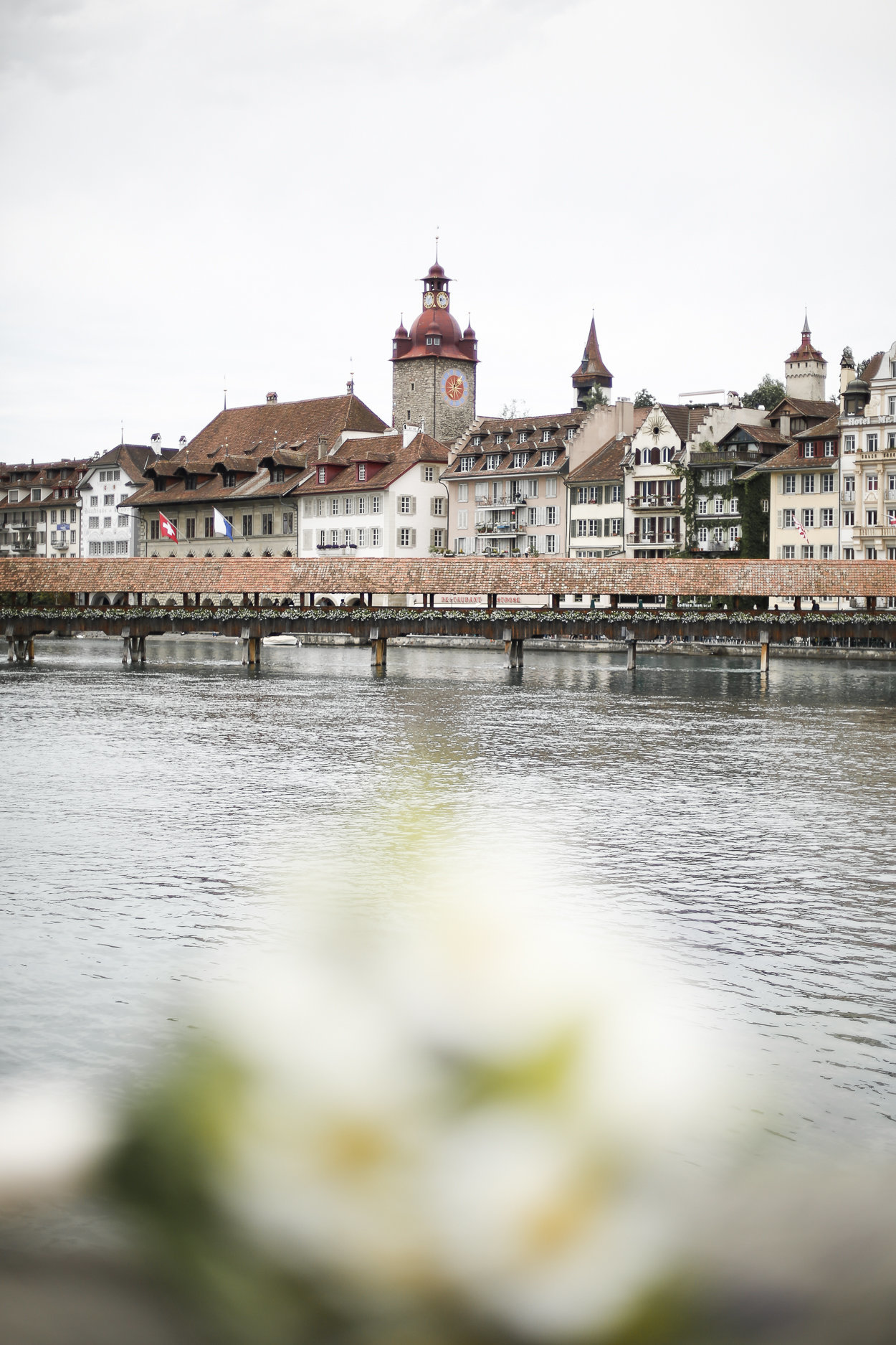 Luzern Lucerne wedding bouquet