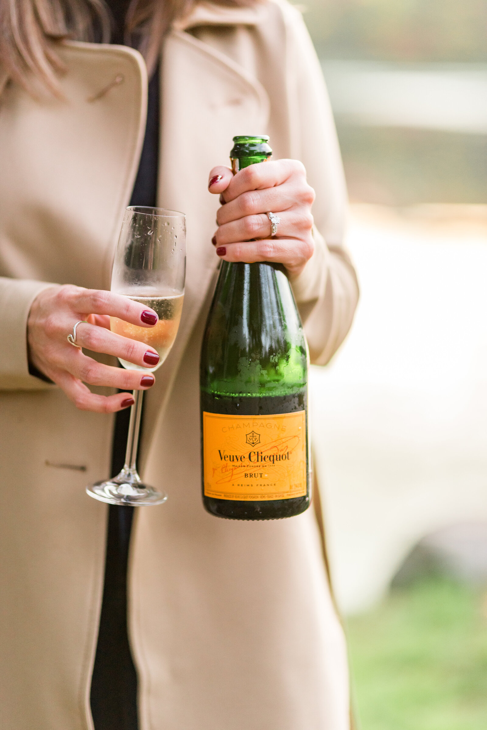 Veuve Clicquot Engagement