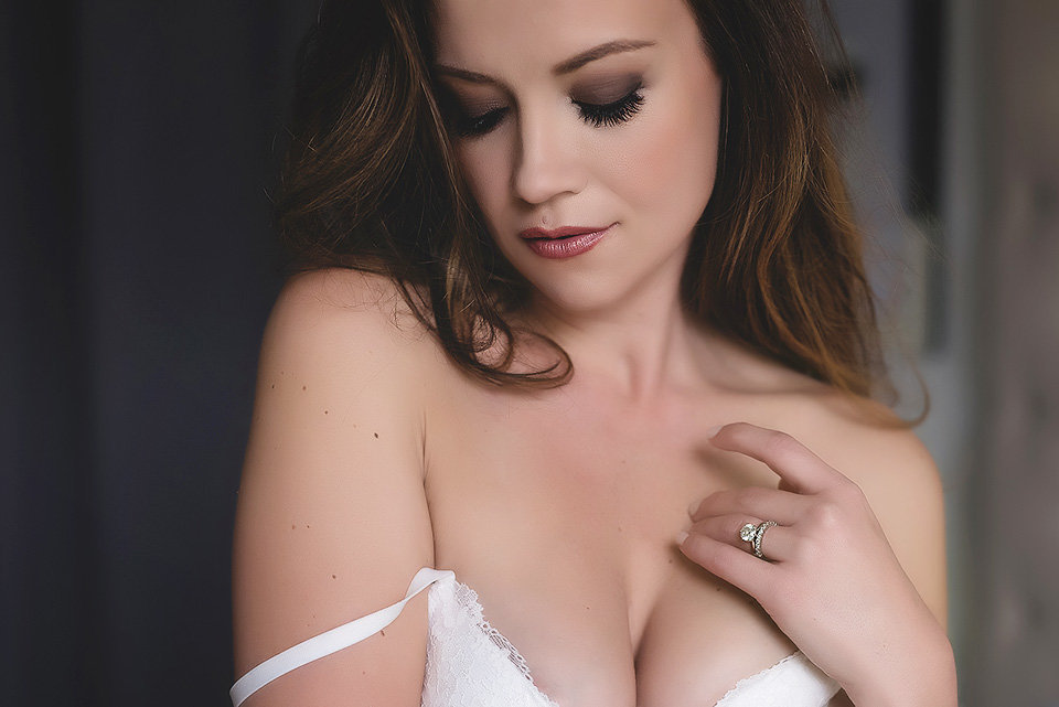lingerie choices for boudoir photos