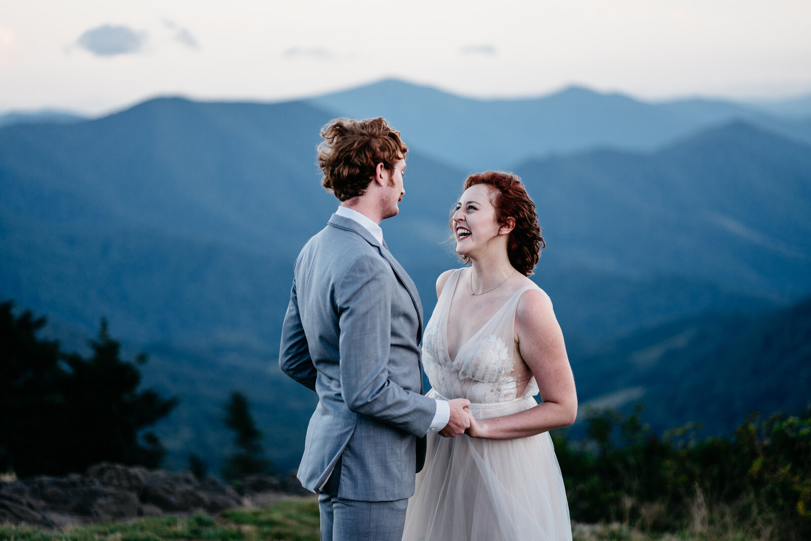 Asheville Wedding Elopement Roan Mountain 81Mercy Photography