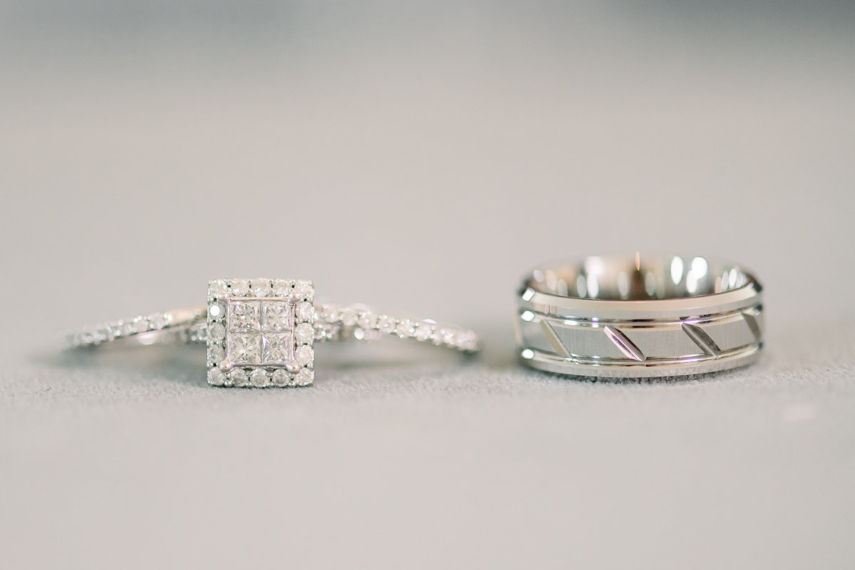 Covington Farm Wedding Photographer | Covington Farm Wedding Venue | Wedding Rings-15
