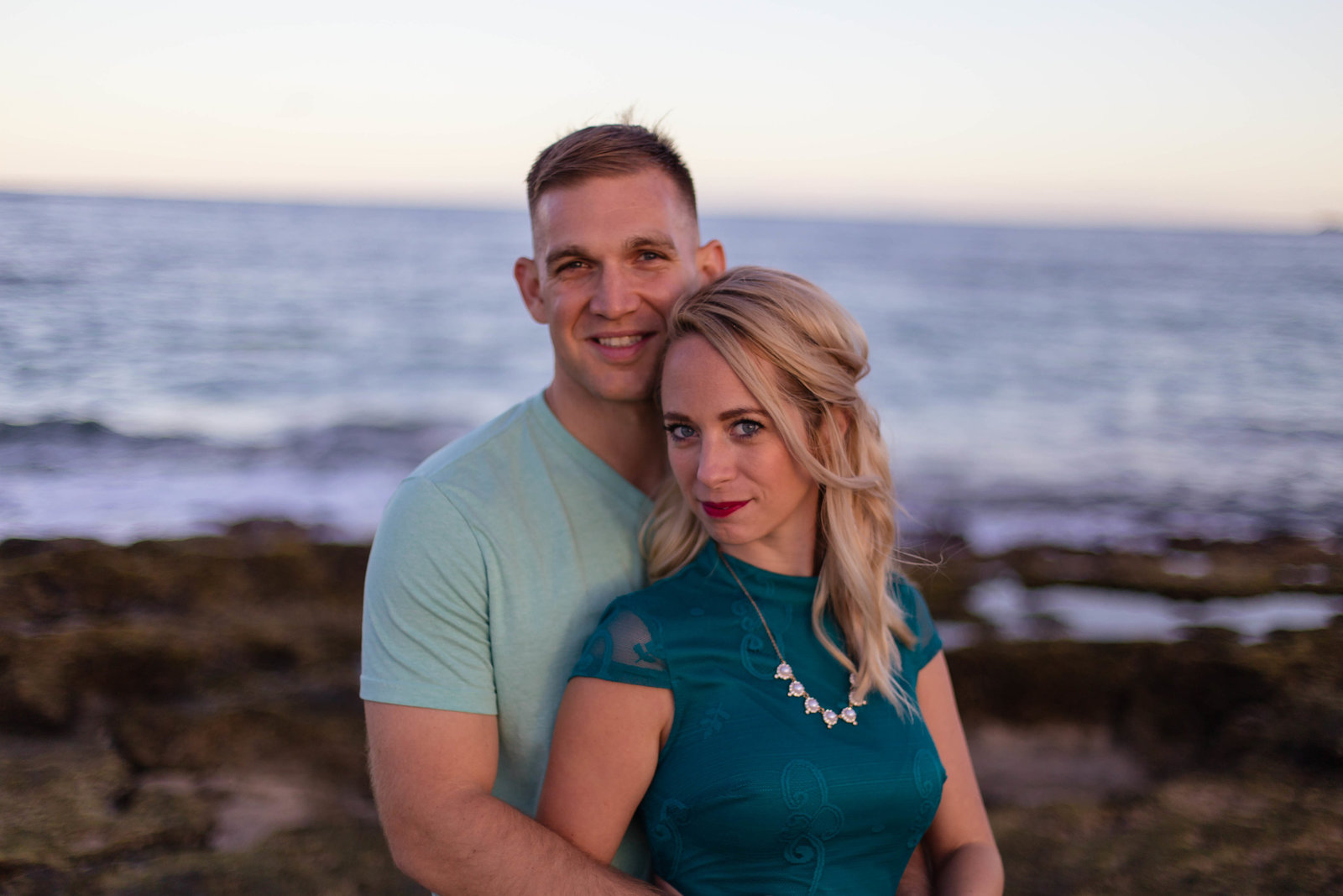 Oahu, Hawaii Lifestyle Photographer - Lifestyle Photography - Brooke Flanagan Photography - Couples on the beach
