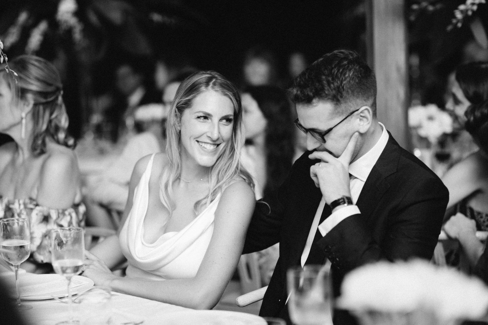 Memorable Wedding Speech_Tented Home Wedding_Boho Wedding_Darien_Connecticut_4