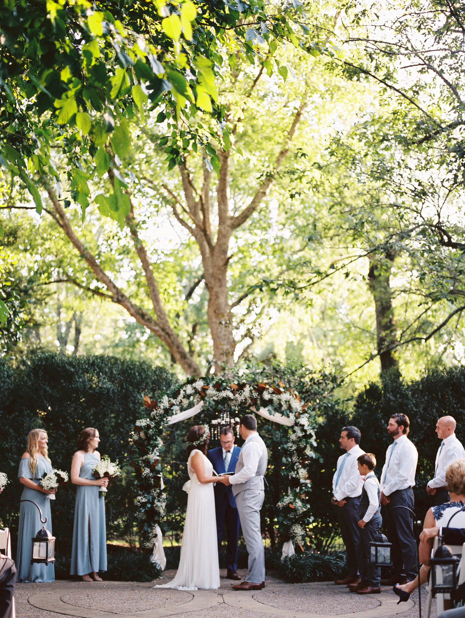 Nashville Wedding Riverwood Mansion