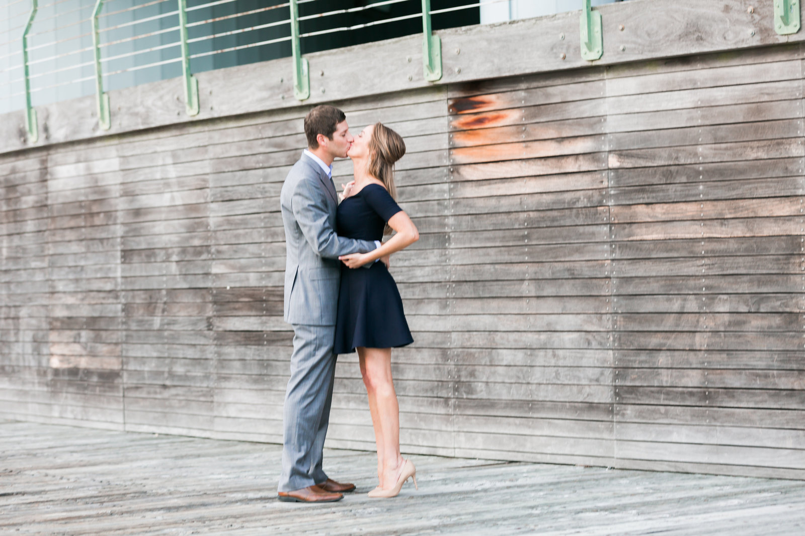 Downtown Norfolk Classic Engagement Session by Elizabeth Friske Photography-15