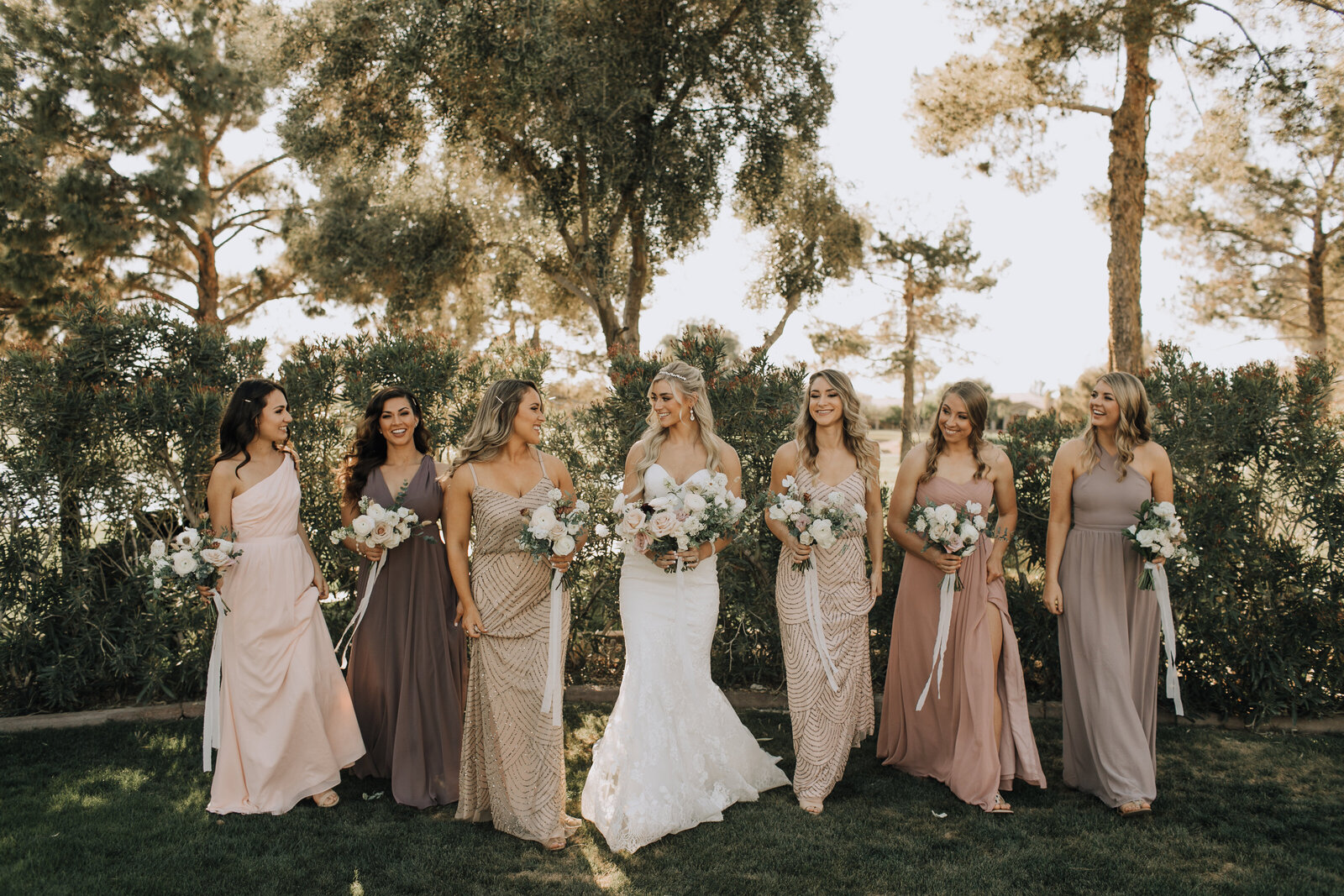 flowers-scottsdale-az-bridesmaid-bouquets