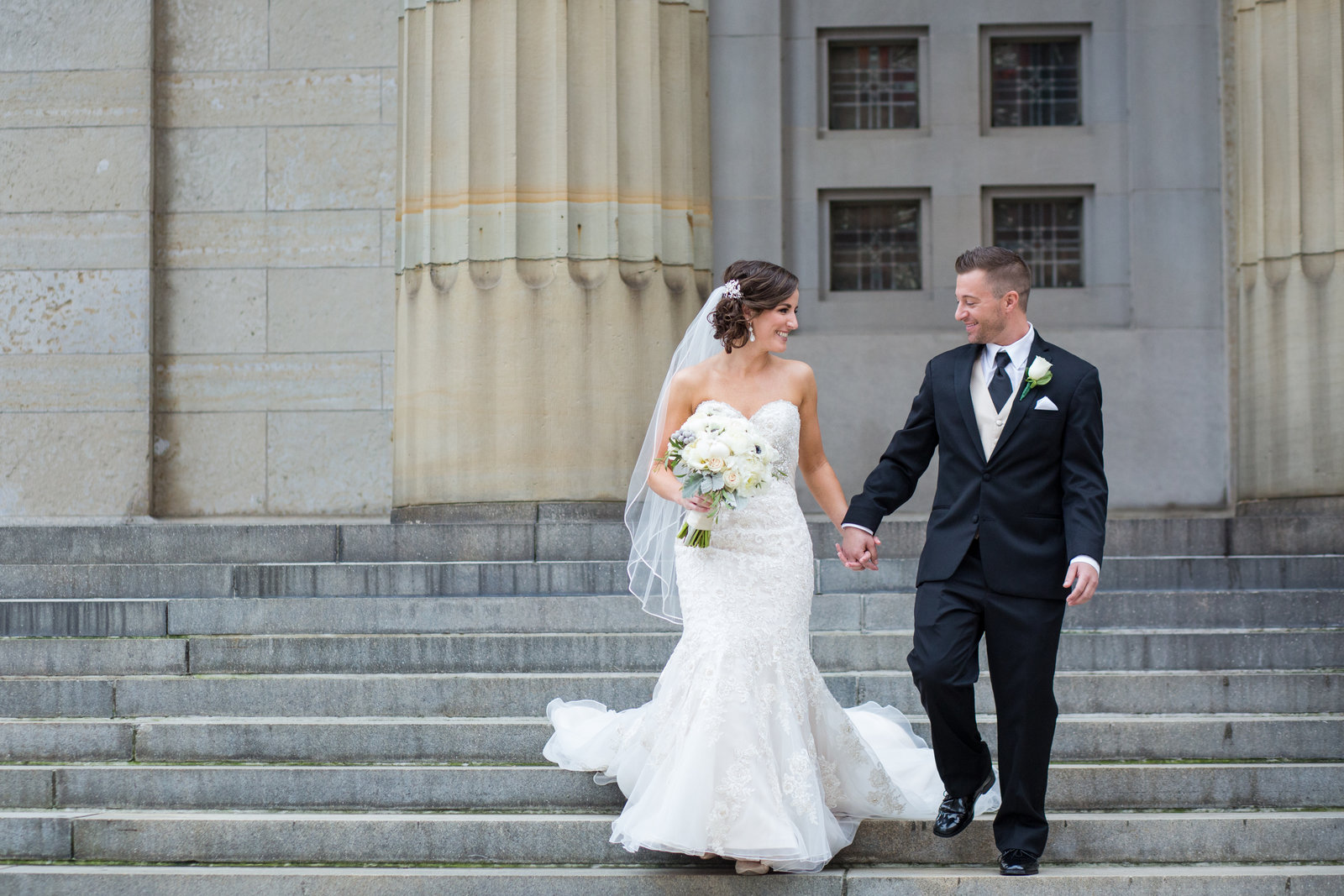 Cincinnati Art Museum Wedding
