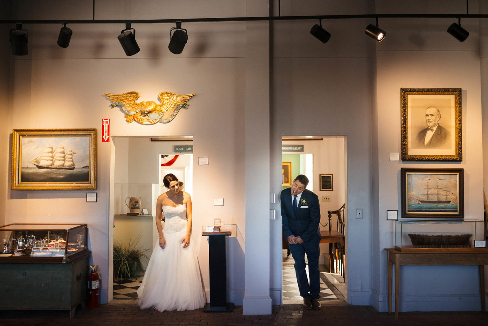 Boston-Wedding-Photographer-Newburyport-Custom-House-Maritime-Museum-21