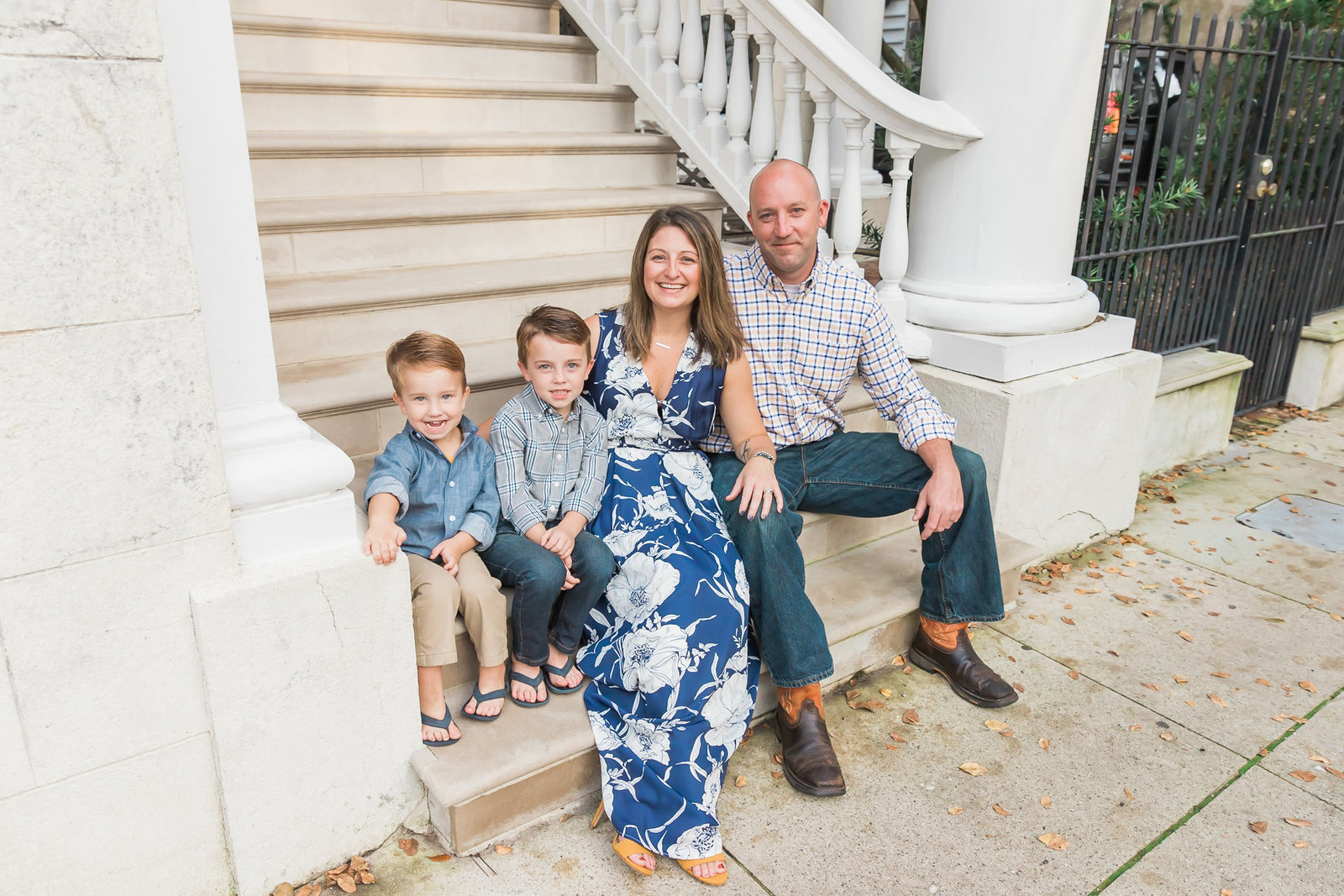 Janice Jones Photography Downtown Charleston Family Session 15