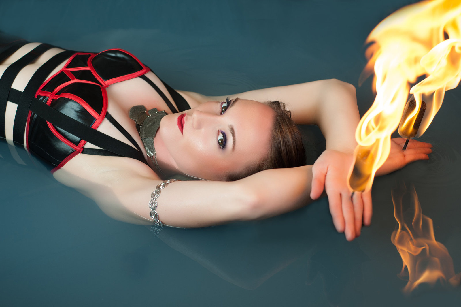 milk-bath-boudoir-fire-cosplay-photography-melissa-mullins