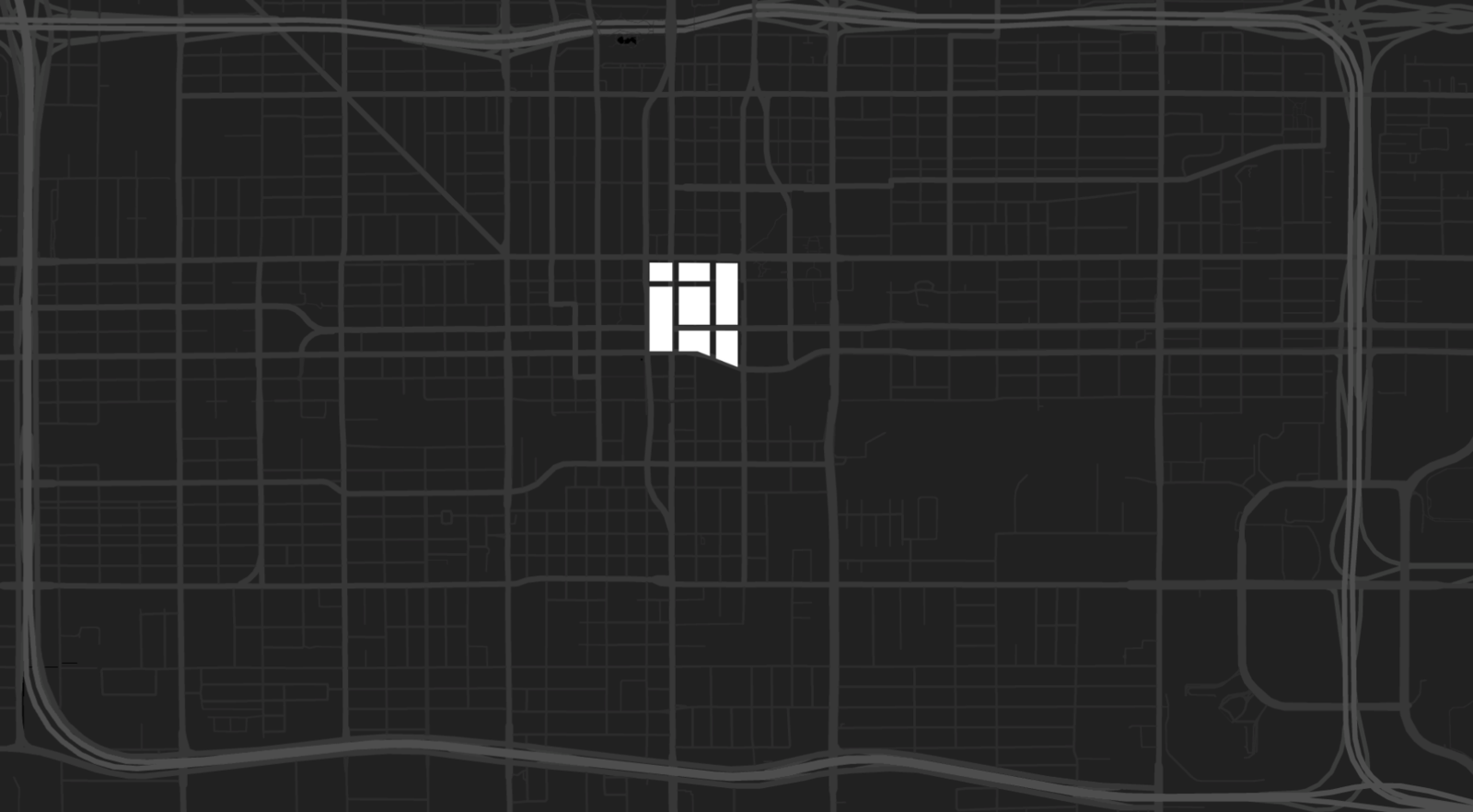 Downtown Phx Map w-Logo