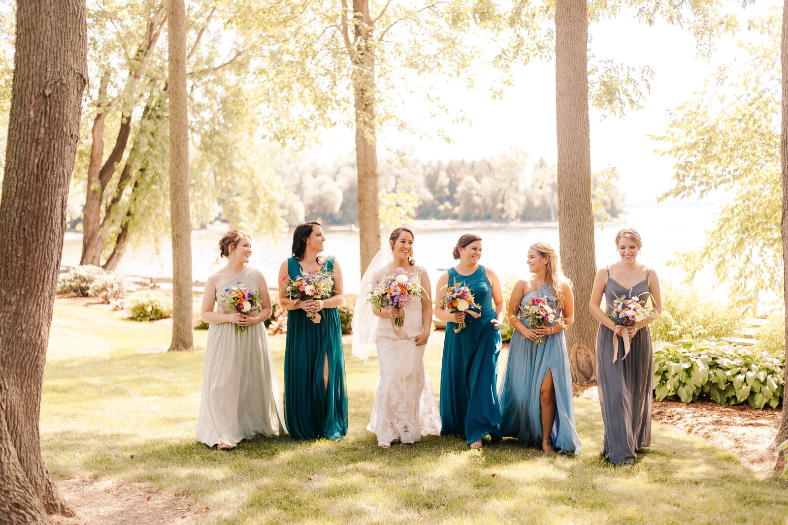 A Rustic Inspired Wedding at Ferry Watch (118 of 273)