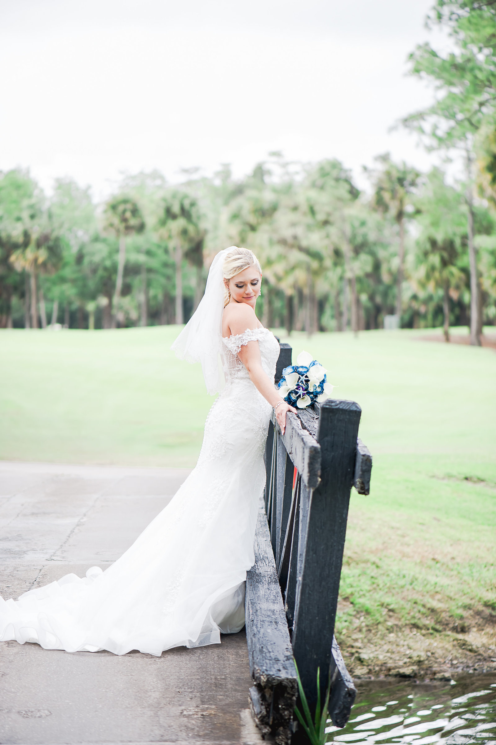 Sexy Bride - Myacoo Country Club Wedding - Palm Beach Wedding Photography by Palm Beach Photography, Inc.