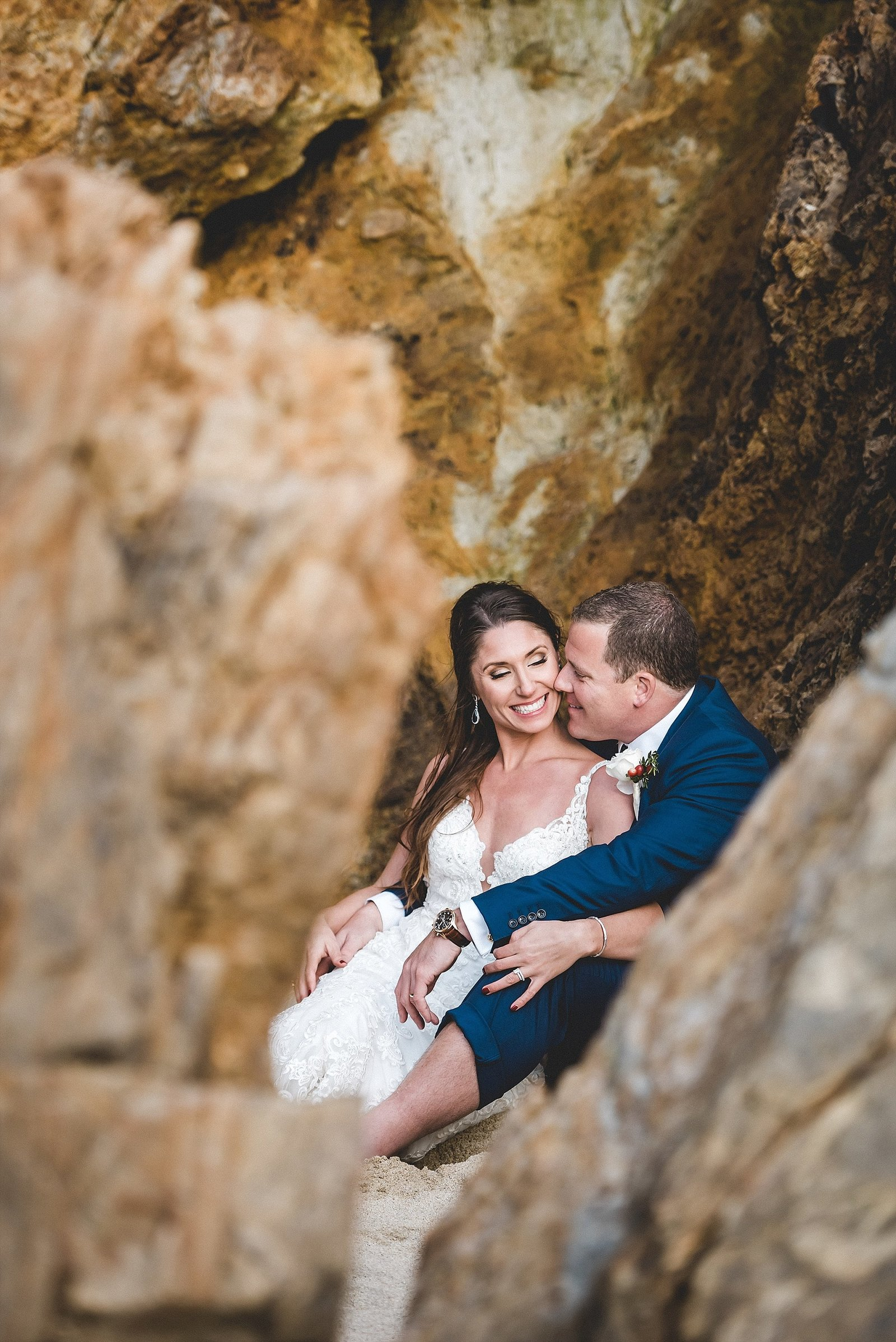 Glen Oaks Wedding Big Sur Elopement 112