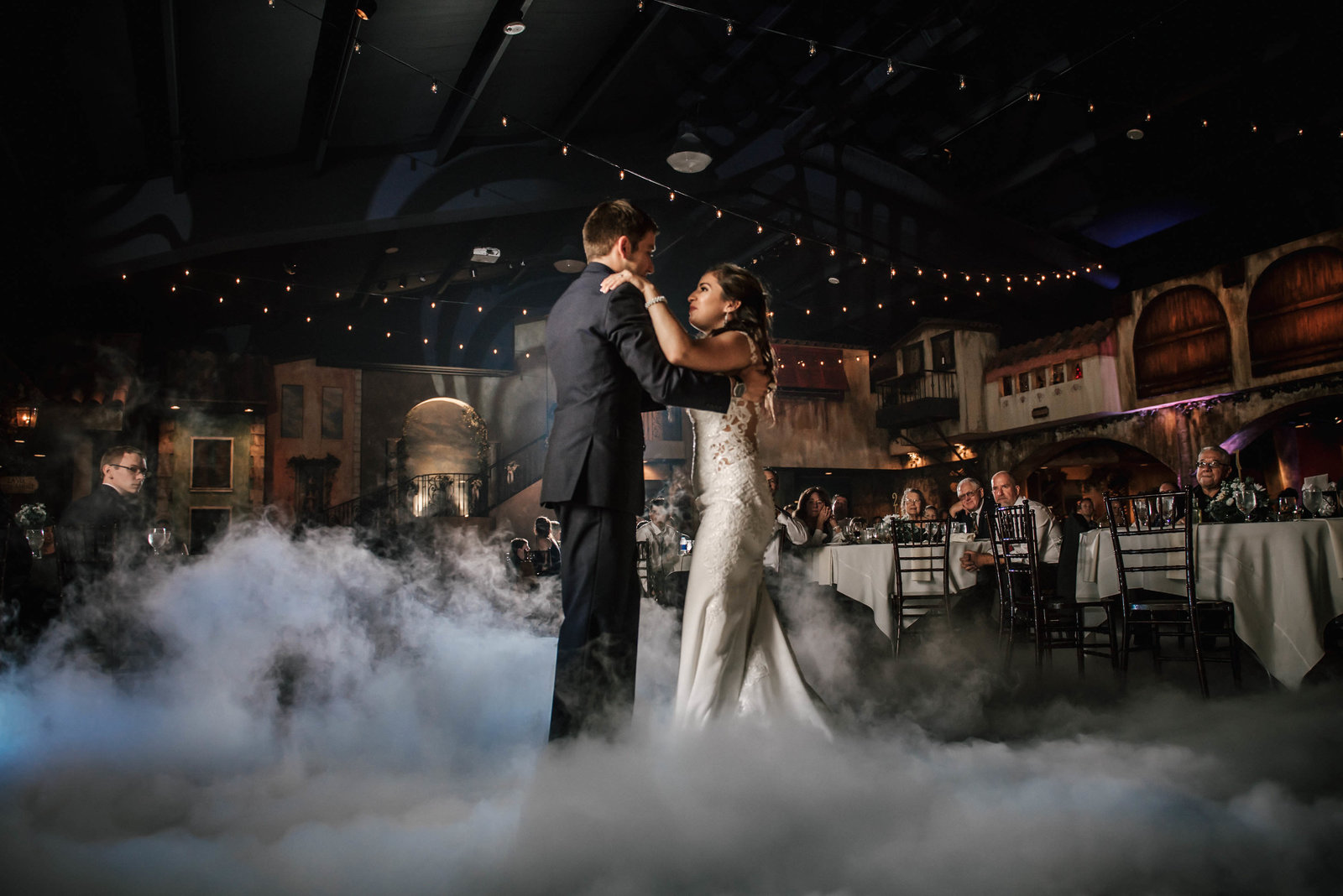 Bella-Terre-wedding-fog-dance