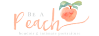Logo fo Be A Peach Boudoir