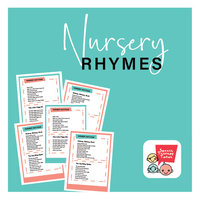 Nursery Rhymes Handout-07