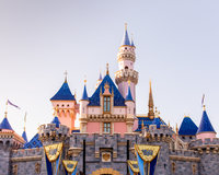 Disneyland-Castle-Fairytale-Wedding-Engagement-Bride-Groom