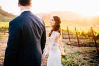 San Luis Obispo wedding photography at Greengate Ranch by Amber McGaughey