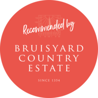 Bruisyard Country Estate Recommended Supplier Badge