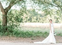 Bridal Session at LSU Rural Life Museum Baton Rouge