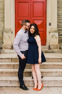 Dylan & Sandra London Ontario Wedding Photographers- Dylan Martin Photography | 1
