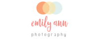 emily ann photography logo seattle photographer