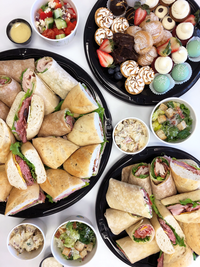 Whippt Catering - Lunch Box on Platters