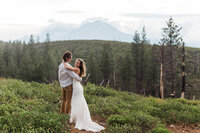 Bend Adventure Elopement 3 Sisters 2020 - HANNAH TURNER PHOTOGRAPHY-9