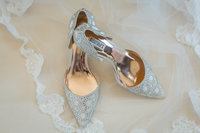 wedding shoes akron ohio tangier wedding photographed by Jamie Lynette Photography Canton Ohio Wedding and Senior Photographer