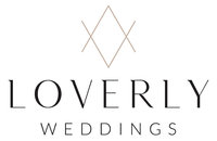Loverly Weddings Logo
