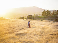 Olivia Marshall Photography-Tiburon sunset engagement