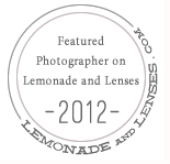Badge Lemonade and lenses
